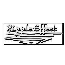Ripple Effects Artists – Social Impact Through Theatre Logo