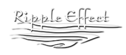 Ripple Effects Artists – Social Impact Through Theatre and Multimedia Logo