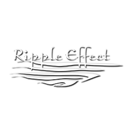Ripple Effects Artists – Social Impact Through Theatre Logo